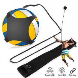 DOACT Volleyball Training Equipment Aids with Adjustable Cords & Waistband for Serving, Spiking, Setting, Hitting and Solo Practice of Arm Swing Rotations, Fits Kids, Teens, Adult and Beach Players